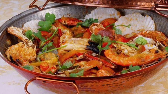 マカオ料理・ポルトガル料理店 | 食べ物の分類 | マ …