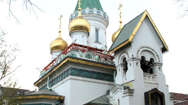 東欧ブルガリアの首都ソフィアで必見の教会・修道院ベスト4・聖ニコライ聖堂